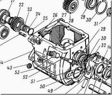 Реферат ремонт коробки передач газ 53 2932