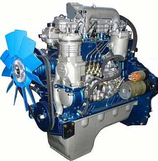 двигатель 3309