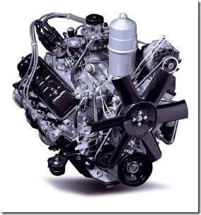 двигатель на газ 53